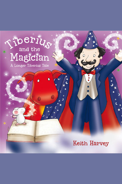 Tiberius and the Magician, Keith Harvey