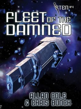 Fleet of the Damned (Sten #4), Chris Bunch, Allan Cole
