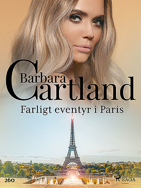 Farligt eventyr i Paris, Barbara Cartland