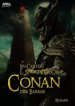 CONAN, DER BARBAR, Lin Carter, L. Sprague De Camp