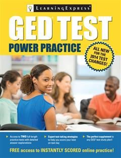 GED® Power Practice, LearningExpress LLC