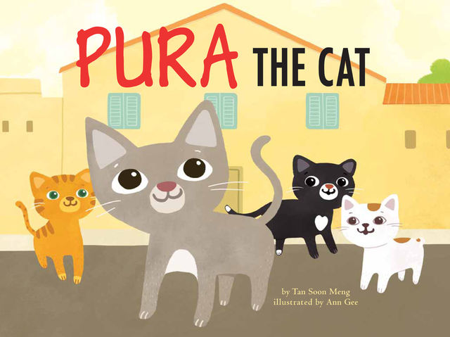 Pura the Cat, Tan Soon Meng