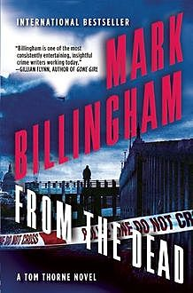 From the Dead, Mark Billingham