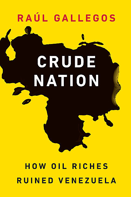 Crude Nation, Raúl Gallegos