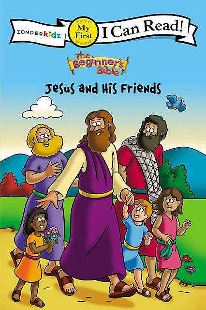 The Beginner's Bible Jesus and His Friends, Zondervan