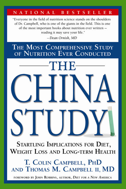 The China Study, T.Colin Campbell