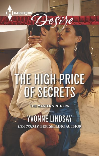 The High Price of Secrets, YVONNE LINDSAY