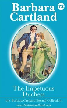 The Impetuous Duchess, Barbara Cartland