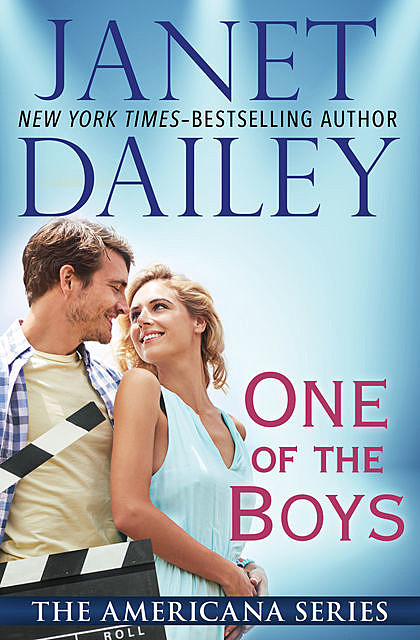 One of the Boys, Janet Dailey