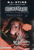 The Nightmare Room Thrillogy #3: No Survivors, R.L.Stine