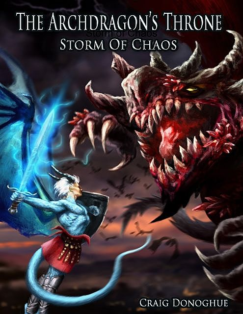The Archdragon's Throne: Storm of Chaos, Craig Donoghue
