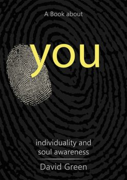 A Book About You, David Green