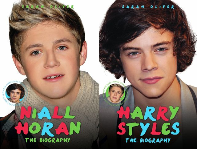 Harry Styles & Niall Horan: The Biography – Choose Your Favourite Member of One Direction, Sarah Oliver