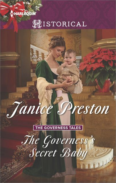 The Governess's Secret Baby, Janice Preston