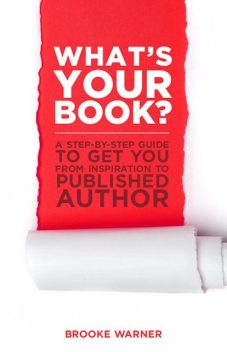 What's Your Book?, Brooke Warner
