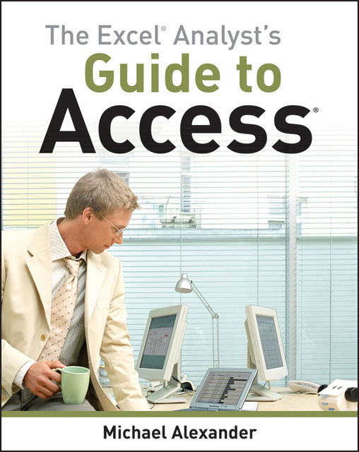 The Excel Analyst's Guide to Access, Michael Alexander