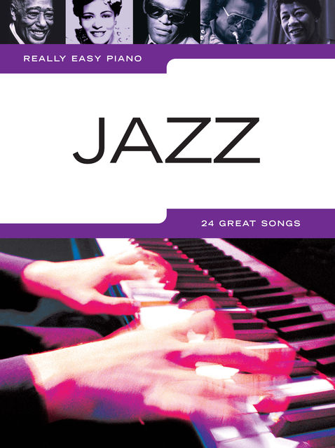 Really Easy Piano: Jazz, Wise Publications