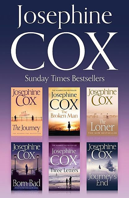 Josephine Cox Sunday Times Bestsellers Collection, Josephine Cox