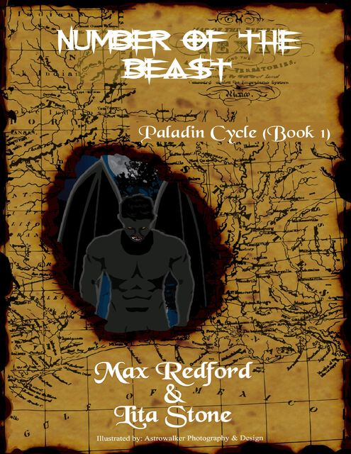 Number of the Beast – Paladin Cycle (Book 1), Lita Stone, Max Redford