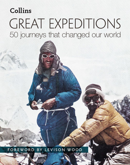 Great Expeditions, Levison Wood