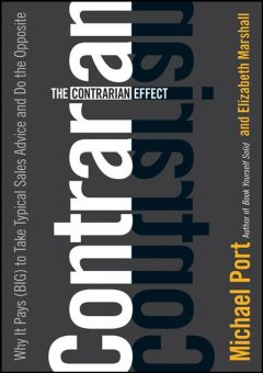 The Contrarian Effect, Michael, Elizabeth – Port, Marshall
