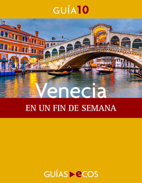 Venecia, Ecos Travel Books
