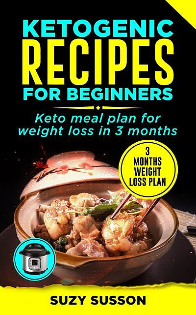 Ketogenic Recipes, Suzy Susson