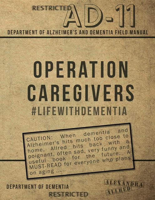 Operation Caregivers, M.S. Alexandra Allred