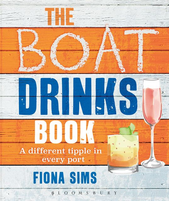 The Boat Drinks Book, Fiona Sims