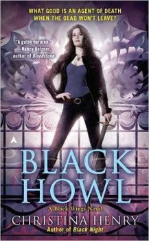 Black Howl, Christina Henry
