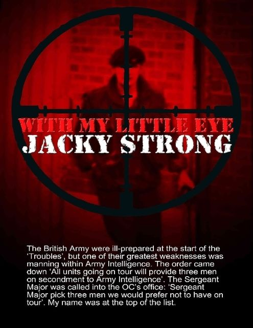 With My Little Eye, Jacky Strong