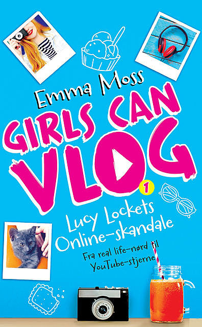 Girls can VLOG – Lucy Lockets online skandale, Emma Moss
