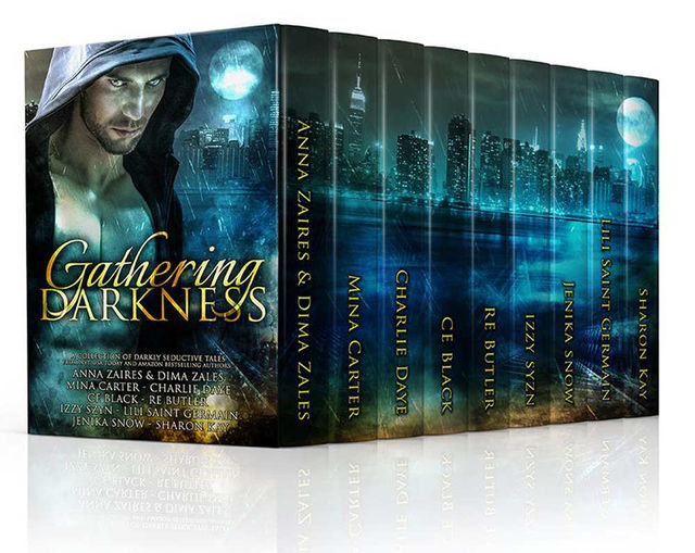 Gathering Darkness: A Paranormal Romance Collection, Anna Zaires