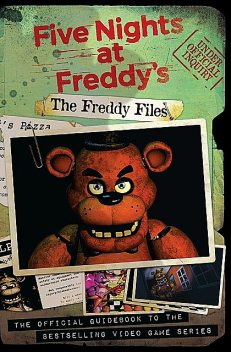 Five Nights at Freddy's: The Freddy Files, Scholastic