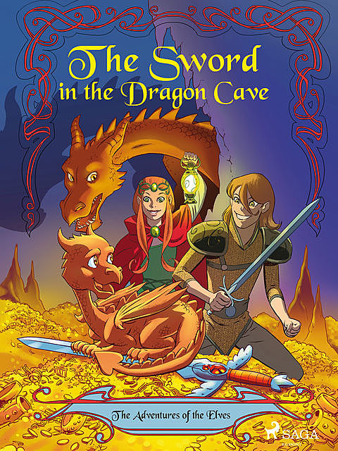 The Adventures of the Elves 3: The Sword in the Dragon s Cave, Peter Gotthardt