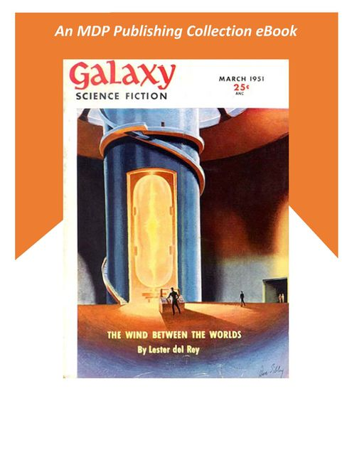 Galaxy Science Fiction March 1951,