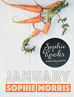 Sophie Kooks Month by Month January, Sophie Morris