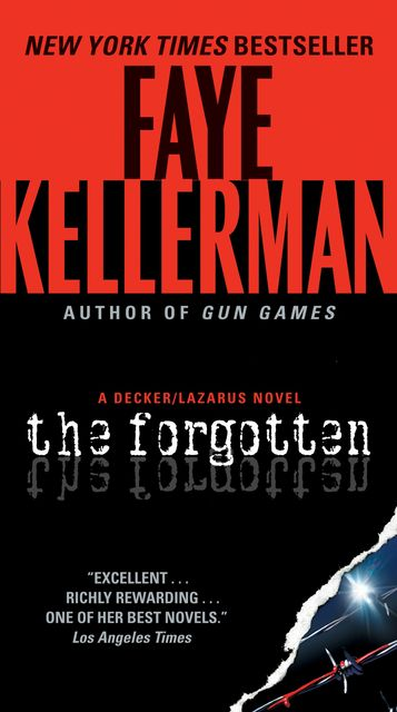 The Forgotten, Faye Kellerman