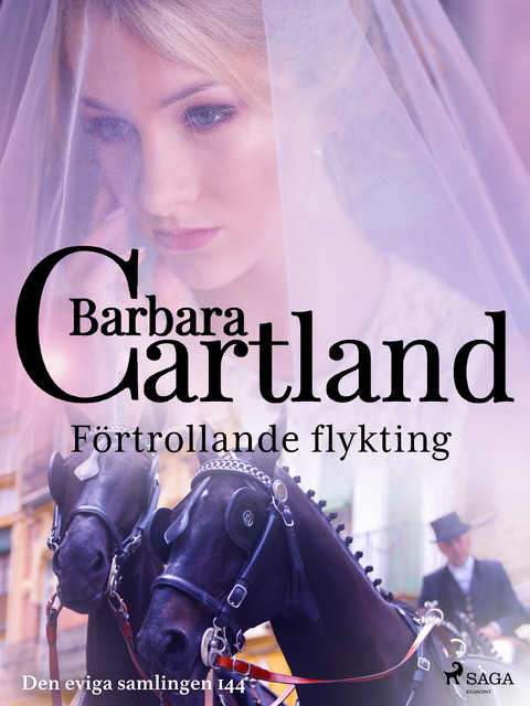 Förtrollande flykting, Barbara Cartland