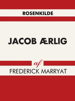 Jacob Ærlig, Frederick Marryat