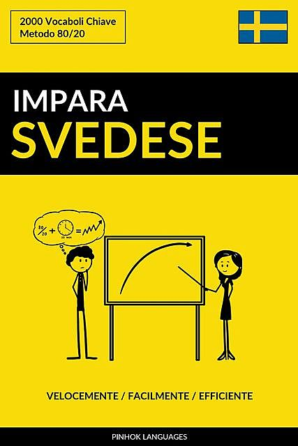 Impara lo Svedese – Velocemente / Facilmente / Efficiente, Pinhok Languages