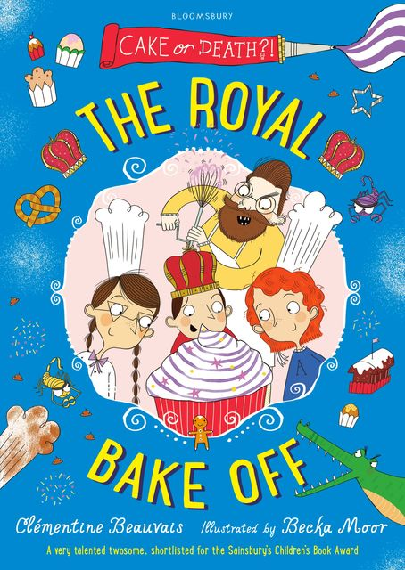 The Royal Bake Off, Clémentine Beauvais