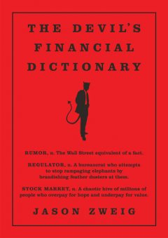 The Devil's Financial Dictionary, Jason Zweig