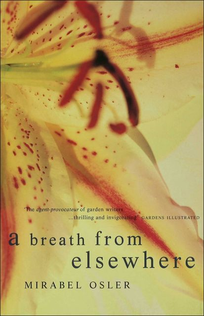 A Breath from Elsewhere, Mirabel Osler