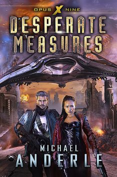 Desperate Measures, Michael Anderle