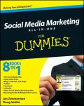 Social Media Marketing For Dummies, Doug Sahlin, Jan Zimmerman