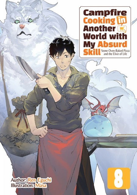 Campfire Cooking in Another World with My Absurd Skill: Volume 8, Ren Eguchi