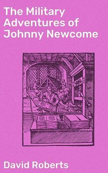 The Military Adventures of Johnny Newcome, David Roberts