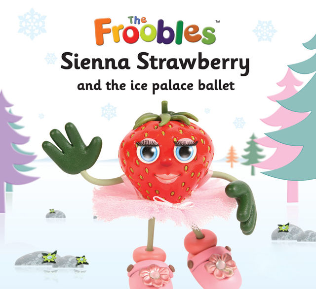 Sienna Strawberry and the ice palace ballet, Ella Davies