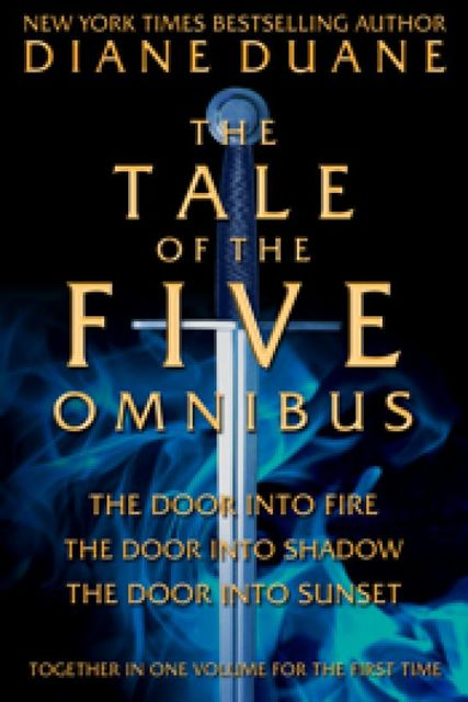The Tale of the Five Omnibus, Diane Duane